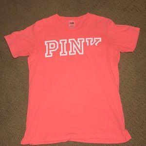 Oversized Pink T-shirt